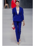 2014 new style 100% wool lady suit