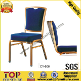 New Stacking Aluminum wave back Hotel Banquet Chair
