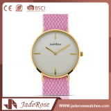 Pink Large Dial Wrist Digital Ladies Watch