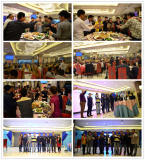 Congratulate SHUNLI car lift manufacture have a good party with distributor today.