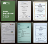 Certifications from dpat factory