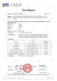 PU RoHS Test Report