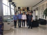 Thailand customer visiting factory