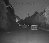 Laser Light Camera Vision