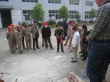 ZHE JIANG JUST organized Firefighting drills