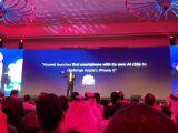 Dubai Huawei New phone advertising backup