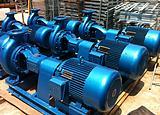 cooling tower pump maintenence
