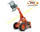 Three wheel loader Cane Loader