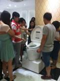 Smart toilet training