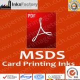 Card Printing Inks MSDS