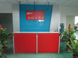 Reception Desk in our Production Centre