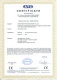 Indoor CE certificate