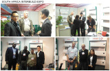 SOUTH-AFRICA-INTERBUILD-EXPO
