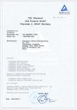 CE Approval renew