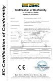 CE Certificate of Infaltable water balls