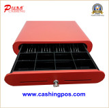 Large size cash drawer with round edge