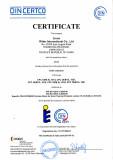 Solar Keymark for CPC OEM XL Serie
