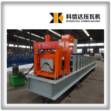 KXD Roofing ridge cap roll forming machine