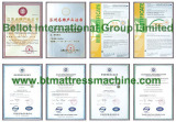 Fabric Test Certificate