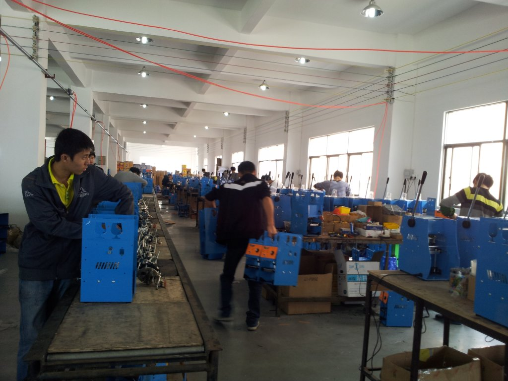 Product Room of Sealing Machine
