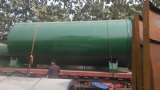 10 Ton Pyrolsyis plant for thailand user ;