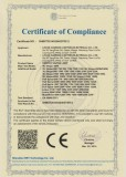 CE Certificate LVD for Energy Saving Lamp
