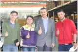 Mr. Ghassan Ellahham from Jordan-Customers′ Voice