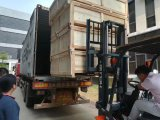 load to container of book binding machine , casing maker machine