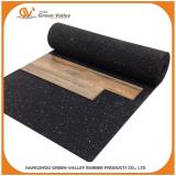 Underlay rubber mat