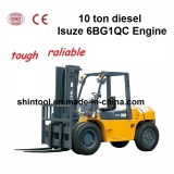 Heli 10 Ton Forklift with High-Level Quality