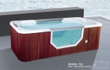 selling of outdoor hot tub