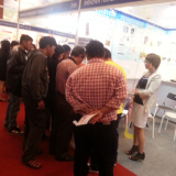 We attended ICT Indonesia 2014 (5/14-5/16)