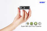 Portable Mini Home Business Pico LED Projector