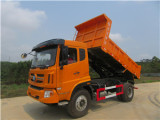 China Sinotruk CDW Medium Dump Truck with 4x2 Driving Type