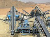 250t/h fixed granite crushing plants in Saudi Arabia