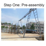Water playground Production Process