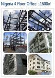 Nigeria Four Floor Steel Structure Office