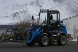 WL80 Wheel loader in Northern Europe