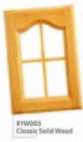 RYW005 Classic solid wood