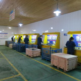 Final inspecting room