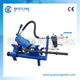 Portable Pneumatic Chisel Bit/Integral Drill Rod Grinder