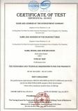 Rops&Fops Certificate