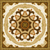 Flower Pattern Carpet Tile Polished Crystal Ceramic Floor Tile 1200X1200mm (BMP40)