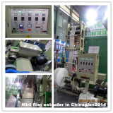 Mini film blowing machine in Chinaplas Shanghai 2014