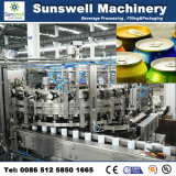 Beverage Beer Cola Canning and Seaming Machine Filling Machine