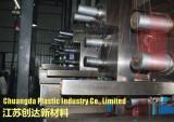 plastic filament winder