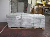 loading cargo by pallets