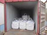 jumbo bags in container
