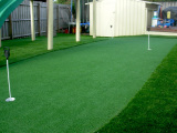 Golf field in Australia