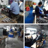 surface polishi area in factory